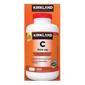 Vitamina C 1000mg X 500 Tabletas - Unidad a $194