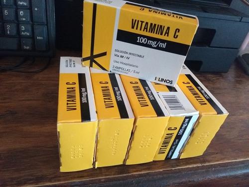 vitamina c 18amp