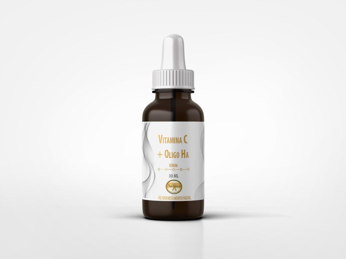 736b88f20 Vitamina C 20%+ Oligo Ha Sérum 30ml - R  60
