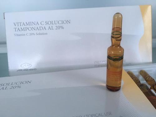 vitamina c 20% tamponada tonifica aumenta