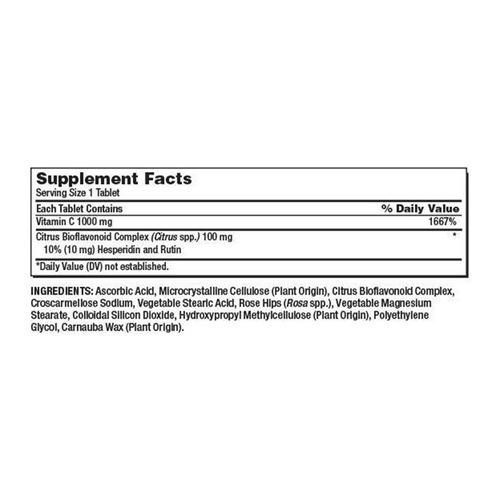 vitamina c kirkland 1000 mg x500 tabs gripe