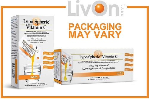 vitamina c lypo-spheric