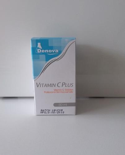 vitamina c plus (acido ascorbico) denova 50 ml