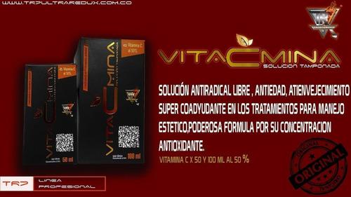 vitamina c tr7 al 50% - fco x 100ml