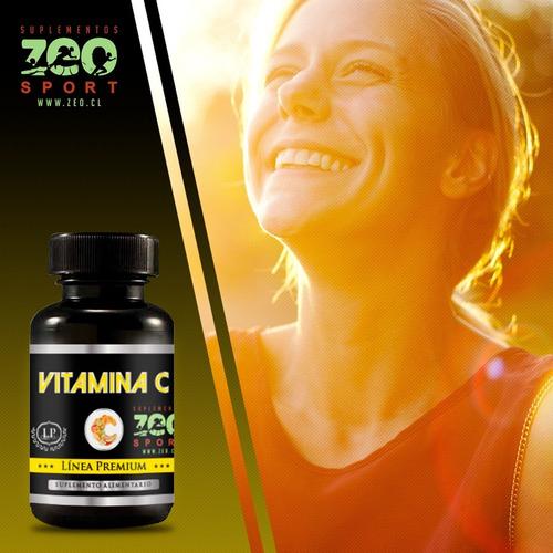 vitamina c x 90 cápsulas de 500 mg