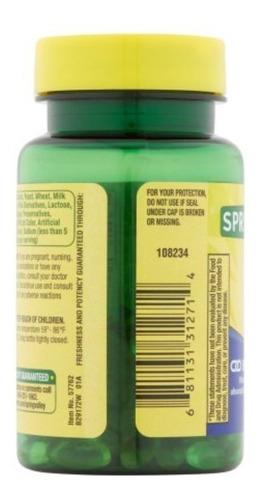 vitamina d3 5000 iu 100 softgels spring valley