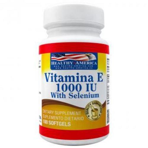 vitamina e 1000 iu with selenio