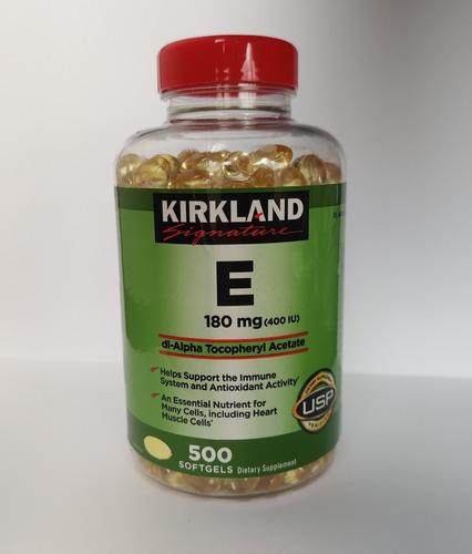 vitamina e 180 mg - unidad a $0