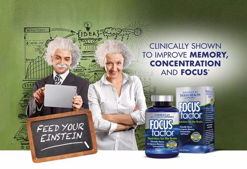 vitamina para el cerebro y concentracion americana 150 table