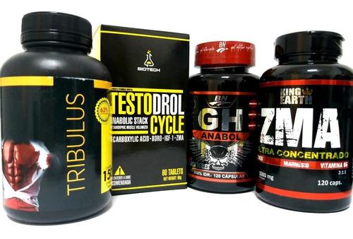 vitamina tribulus terrestris + zma +testodrol  dilatex + gh
