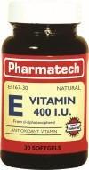 vitaminas naturales e-400 x 30 caps