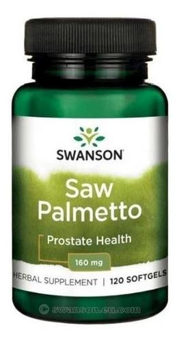 vitaminas para la prostata saw palmetto swanson