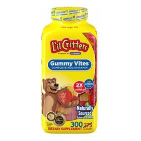 Vitaminas Para Niños En Gomas X 320 Uni - L a $365