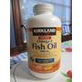 Omega 3 Fish Oil De 1000 Mg Marca Kirkland Contiene 400 Unid