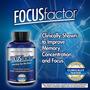 Focus Factor Suplemento Nutricional Para El Cerebro 150 Tab