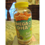 Gomas Masticables Omega 3 Fish Oil Aceite Masticable Importa