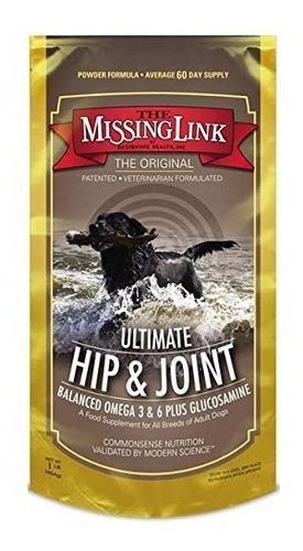 vitaminas y suplementosmissing link canina último cadera..