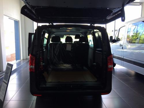 vito 111 cdi furgon mixto con aire acondicionado