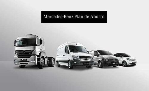 vito mercedes benz  financiada en cuotas tasa 0% camiones