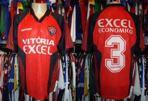 vitória - camisa 1997 titular de jogo # 3