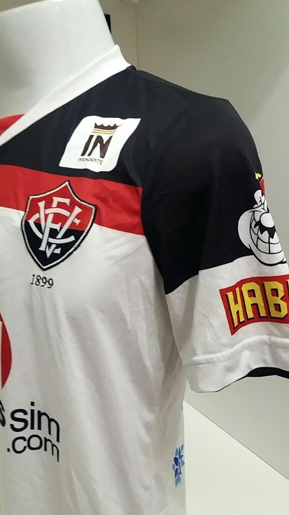 f51c7b7186 Vitória Da Bahia Camisa Futebol Preparada Jogo - R  185