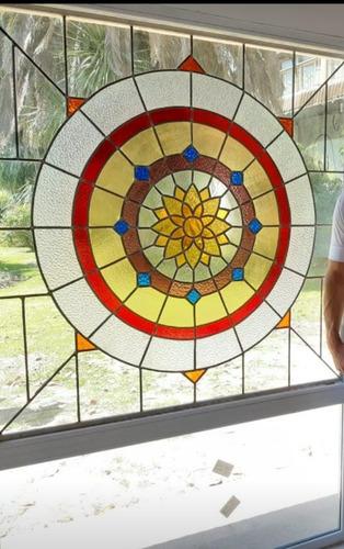 vitraux , vitral, restauraciones de vitrales