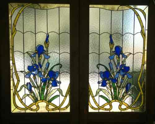 vitraux, vitrales, lamparas tiffany, restauraciones