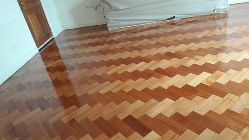 vitrificado piso ,pulido
