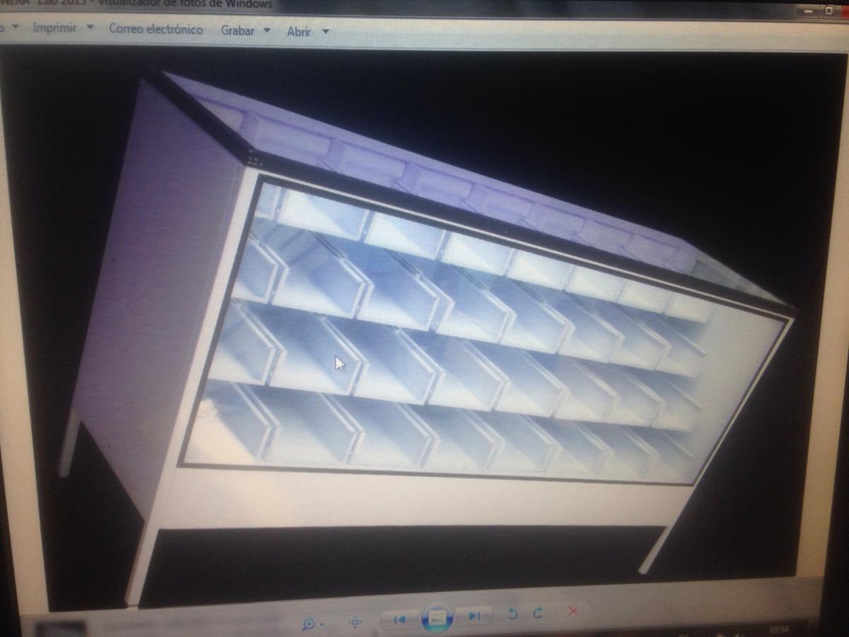 Vitrinas Para Papeleria Nuevos En Mercado Libre M Xico # Muebles Metalicos Marva