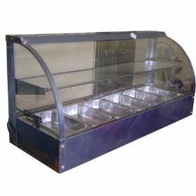 vitrina calentador para empanadas y pastelitos caracas