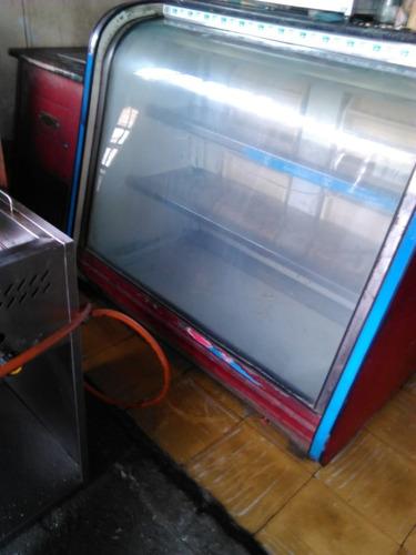 vitrina enfriadora funcionando perfectamente 1.92cmts