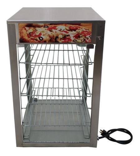 vitrina escaparate exhibidor pizza pizzeria inmeza vep xxvit