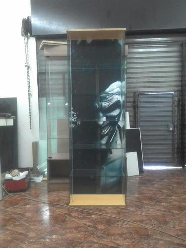 vitrina exhibidora 1.80 x 0.60 x o.3o oferton premiun