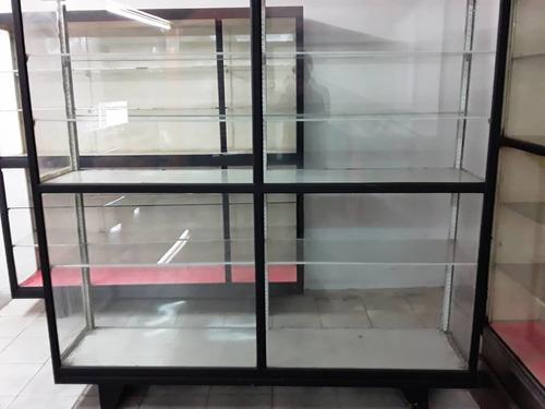 vitrina exhibidora de 2x2