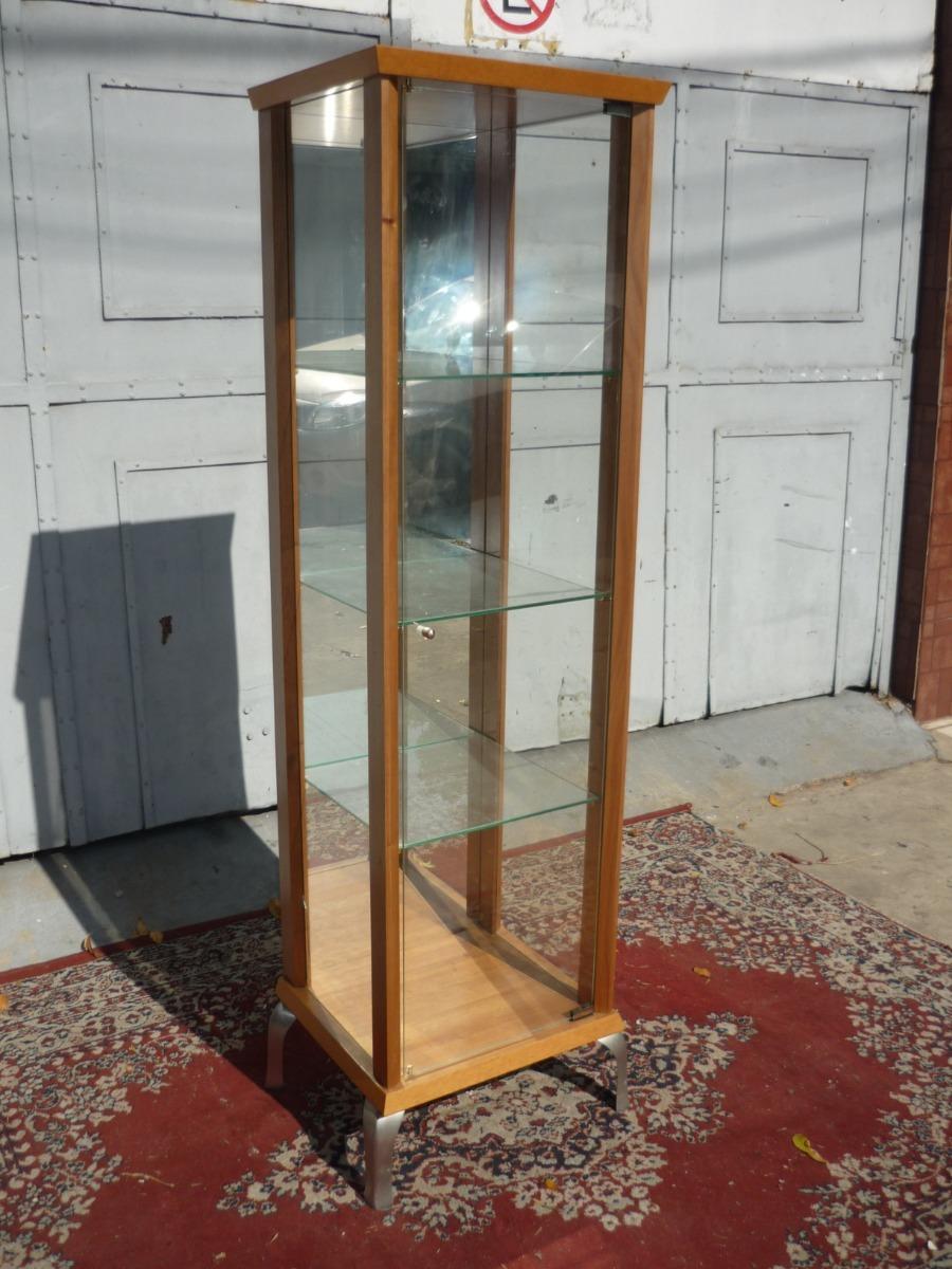 Vitrina Moderna Espejo Comedor Cocina Sala Negocio - $ 4.000,00 en ...