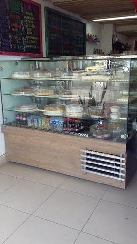 vitrina panaderia