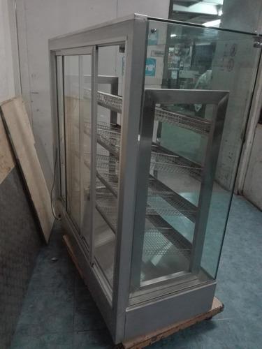 vitrina para donas bolleria exhibidor