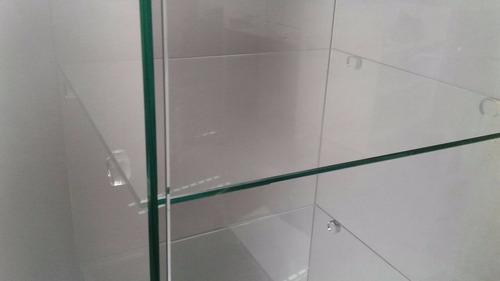 vitrina para mostrador de 3 niveles