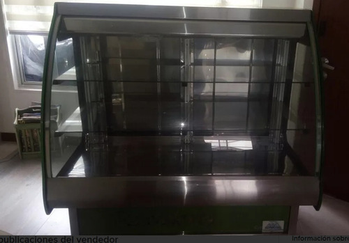 vitrina refrigerada botellera pastelera marca supercold