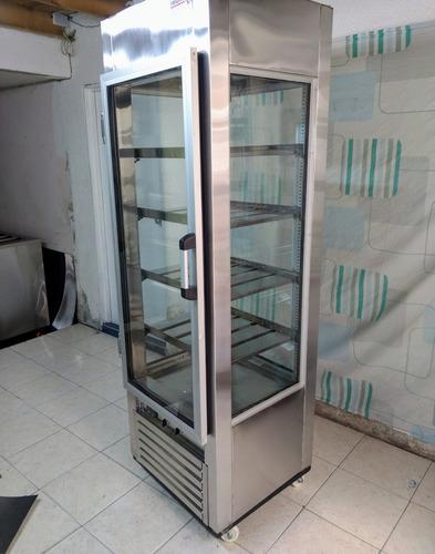 vitrina refrigerada. nevera vertical. nevera exhibición