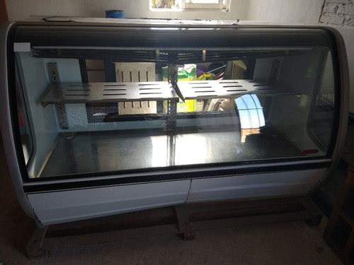 vitrina refrigerador torrey