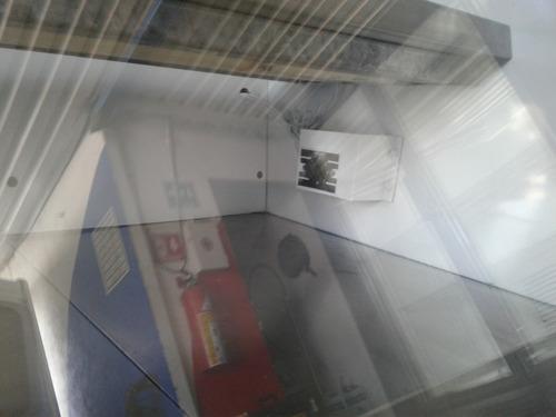 vitrina refrigerante criotec