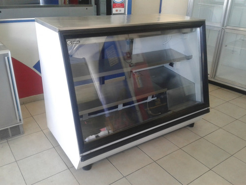 vitrina refrigerante de 1.50 criotec