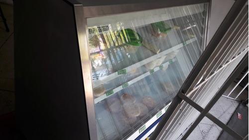 vitrina refrigerante masser