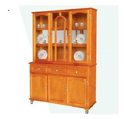 vitrina venecia - nogal këssa muebles