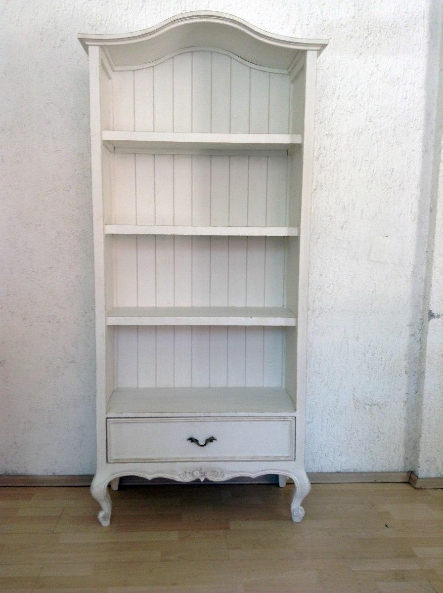 Estilo shabby chic muebles comoda antigua con espejo for Mostrar muebles
