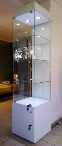 vitrinas. mobiliario comercial. vitrinas torre