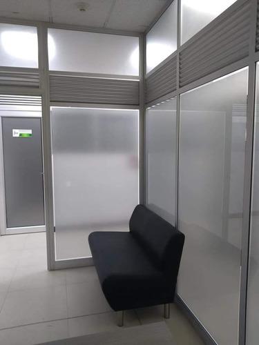 vitrinas y divisiones para oficina
