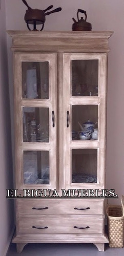 vitrina/vajillero