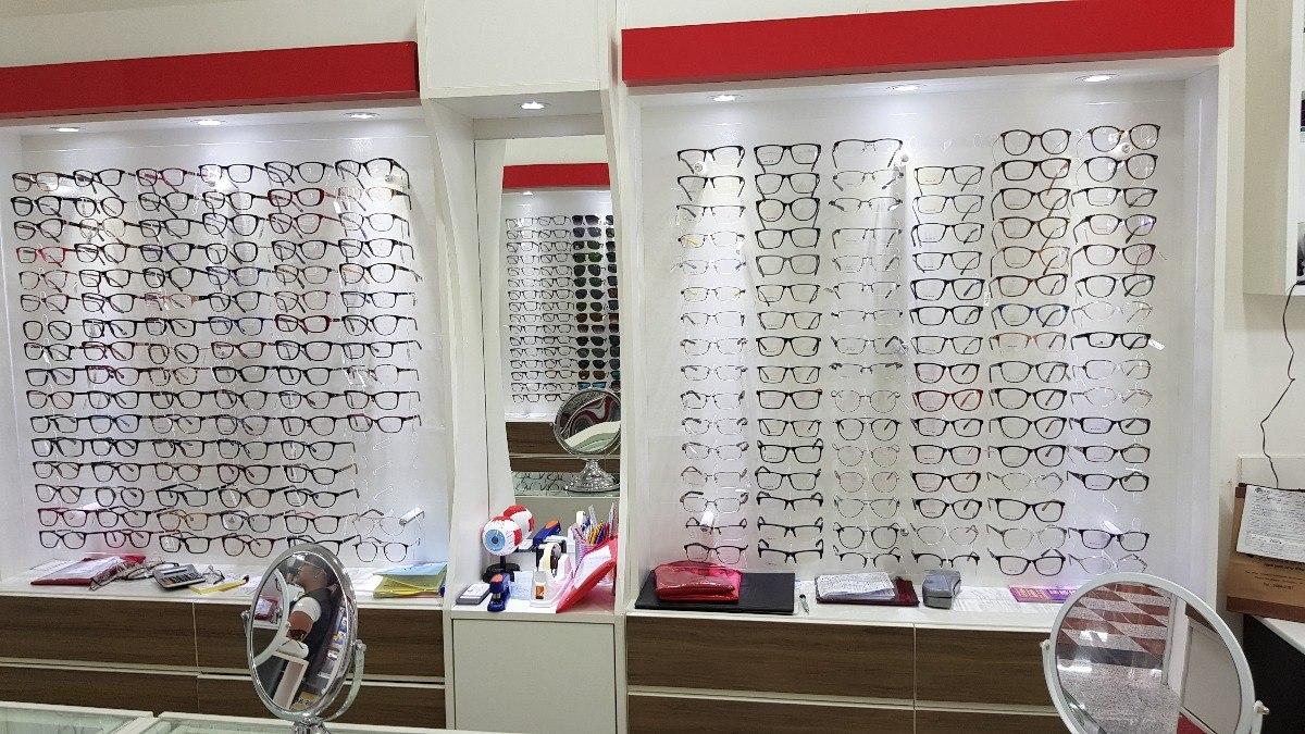 Vitrine Expositor Para Armaçãoes Óculos Ótica - R  1.350,00 em ... 38cc772dfa